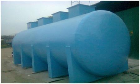 Bồn xử lý nước thải sinh hoạt composite